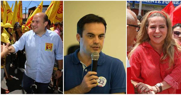 Roberto Cláudio lidera disputa à prefeitura de Fortaleza, diz Ibope ...
