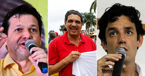 Geraldo Júlio lidera disputa pela prefeitura de Recife, aponta ...