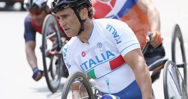 Zanardi conquista mais um ouro e deixa as Paralimpíadas com três ...