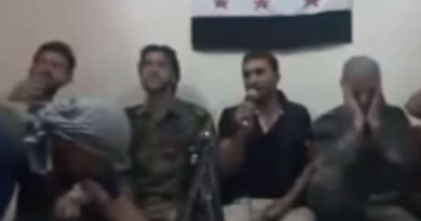 Rebeldes sírios se explodem acidentalmente ao tirar selfie ...