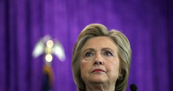 Hillary lidera nos EUA; norte-americanos minimizam susto dela com ...