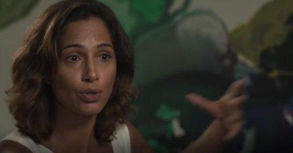 Camila Pitanga conta momentos de desespero ao lado de ...