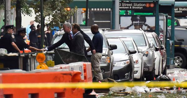 Governador amplia segurança em Nova York e diz que explosão foi ...