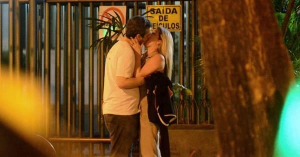 Bruno Garcia é flagrado com loira misteriosa no Rio de Janeiro ...