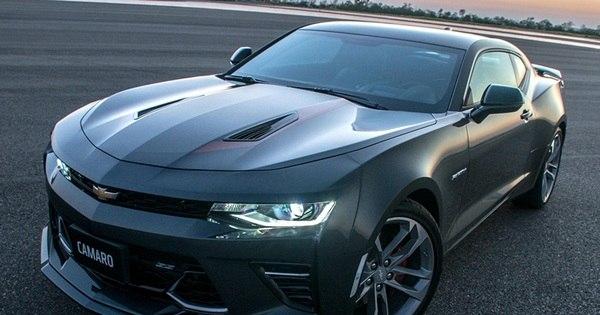 Chevrolet confirma chegada do novo Camaro no Brasil - Notícias ...