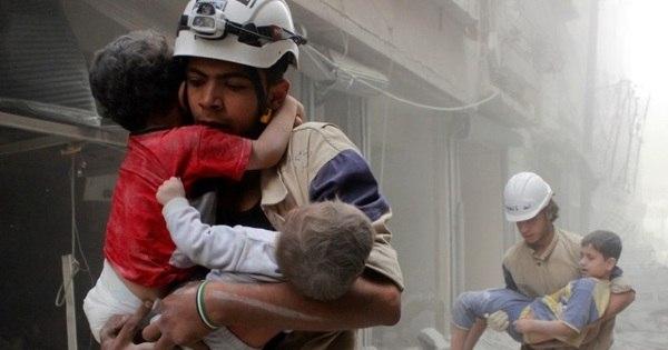 Comboio de ajuda humanitária é atingido por ataque na Síria ...