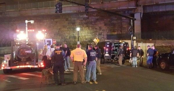Polícia detona possível bomba em Nova Jersey depois de ataques ...