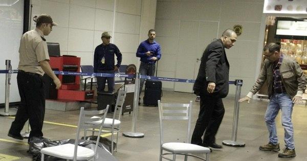 Execução no Aeroporto de Porto Alegre pode ter sido motivada por ...
