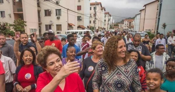 Participação de Lula e Dilma na campanha não ajuda no ...