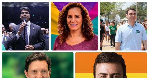 Conheça as propostas dos candidatos à Prefeitura do Rio para a ...