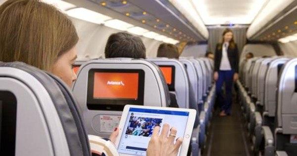 Avianca Brasil lança serviço de internet a bordo - Entretenimento ...