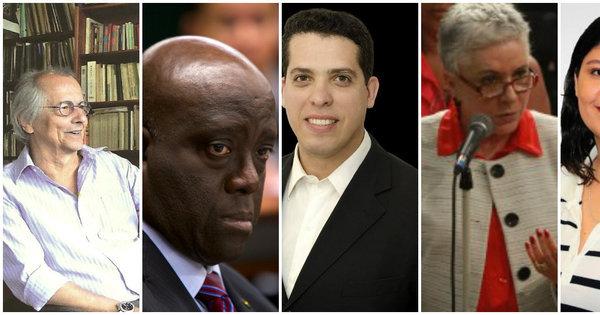 Saiba quem são os 11 candidatos a vice-prefeito do Rio - Notícias ...
