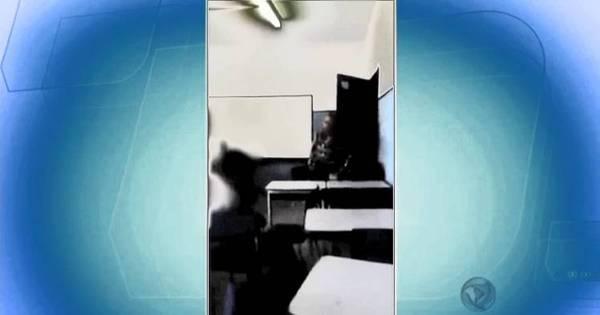 Vídeo: professora é afastada após chamar aluno de macaco em ...