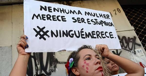 Um terço dos brasileiros acredita que a vítima de violência sexual é ...