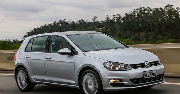 Volkswagen Golf ganha motor 1.0 turbo flex por R$ 74.990 ...