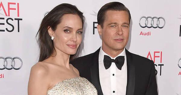 Brad Pitt implorou para Angelina não pedir o divórcio ...