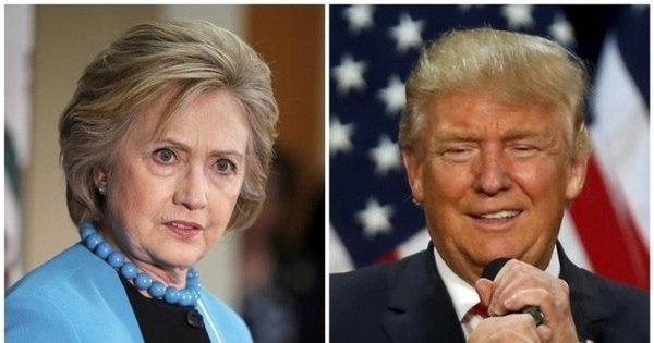 Hillary e Trump se preparam para debate histórico - Notícias - R7 ...