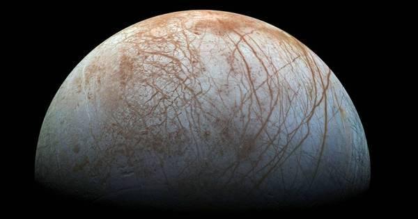 Nasa tem evidências de atividade surpreendente na superfície da ...