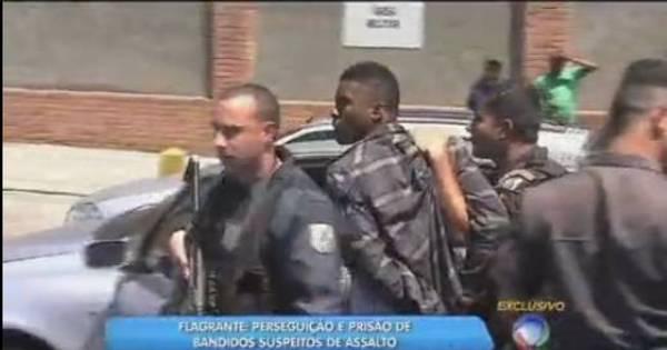 Vídeo: polícia prende suspeitos após assalto em shopping em ...