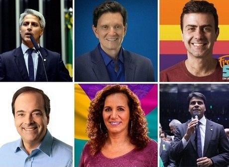 Hoje: conheça os candidatos que participam do debate da Record