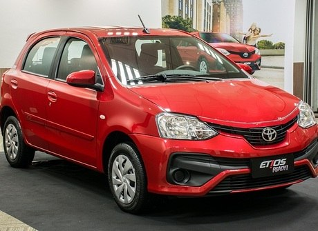 Por R$ 59.600, Toyota Etios Ready busca uma clientela mais jovem