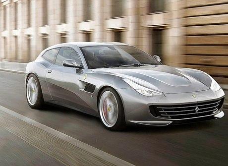 Ferrari mostra o GTC4 Lusso T,<br />seu supercarro para o dia a dia