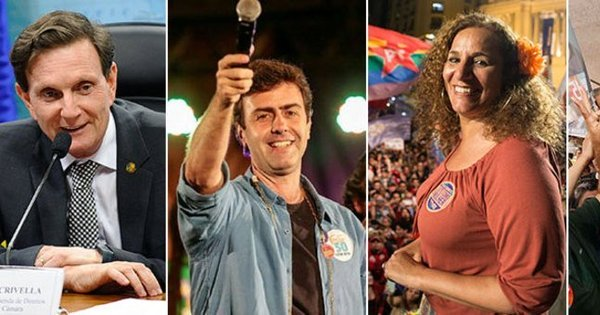 Com fim dos Jogos, campanhas só vão agora às ruas do Rio ...