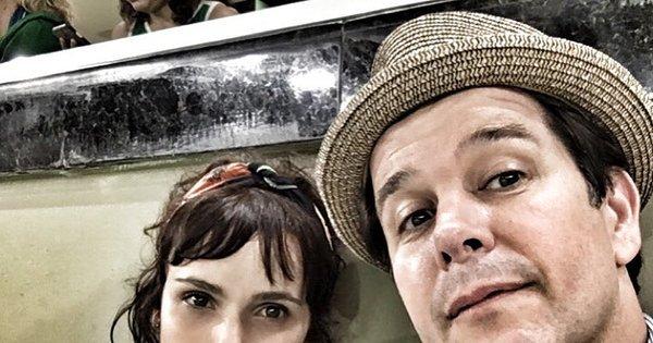 Débora Falabella fala do relacionamento com Murilo Benício ...