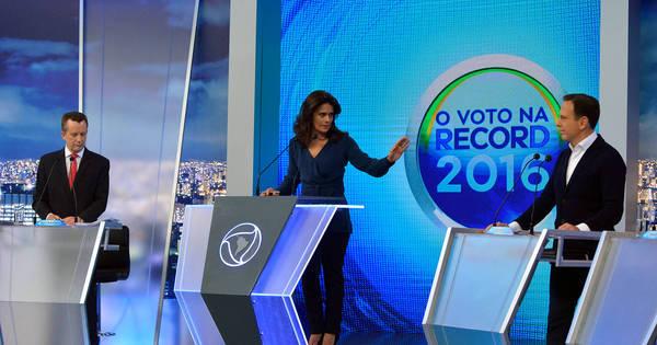 SP e RJ têm debates agressivos a uma semana das eleições ...