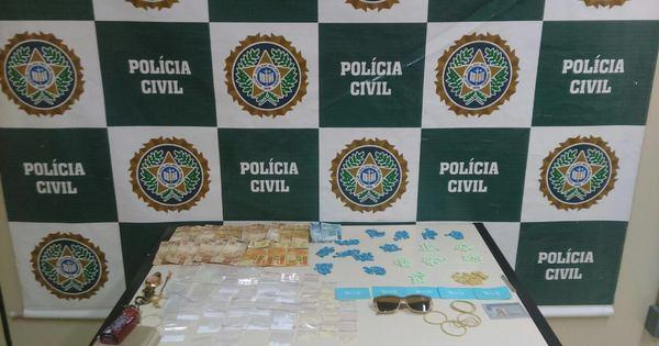 Mulher é presa em flagrante vendendo ecstasy em boate na região ...