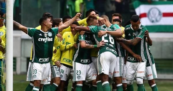Tabela do Brasileirão ajuda, e Palmeiras terá força máxima na Copa