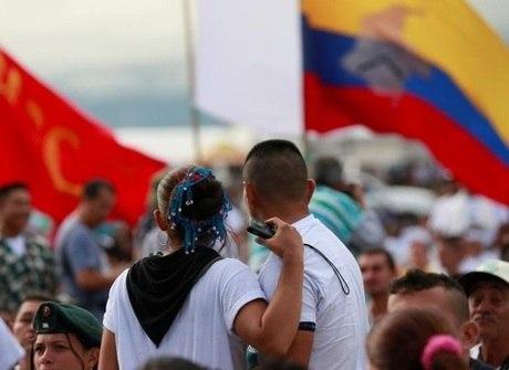 Um dos conflitos mais antigos da América Latina dá lugar à paz