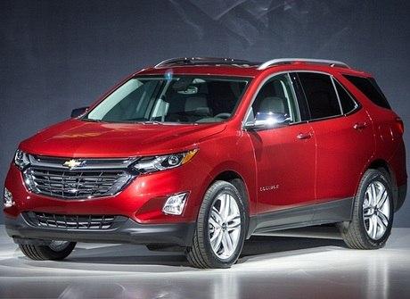Novo Chevrolet Equinox pode<br />ser o substituto do Captiva