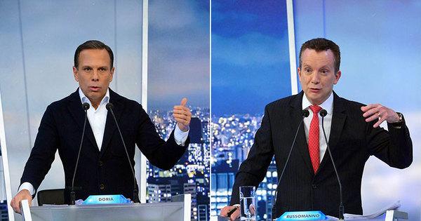 Ibope: Russomanno e João Doria Jr. fariam 2º turno se as eleições ...
