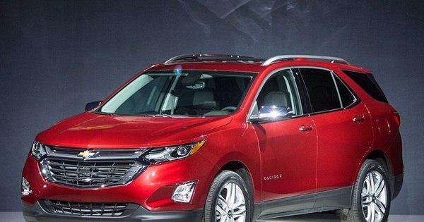 Novo Chevrolet Equinox pode ser o substituto do Captiva - Fotos ...