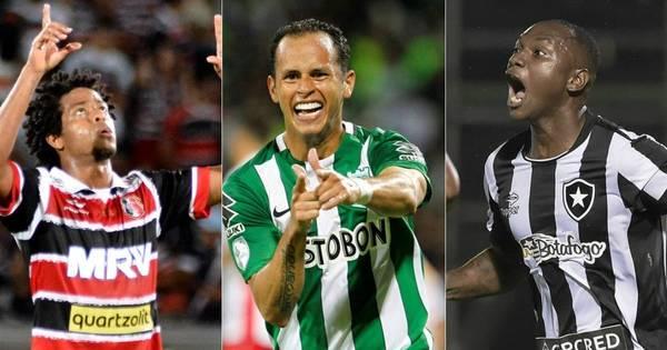 Mercado da Bola: Corinthians quer atacante do Fogão e Santos tem ...