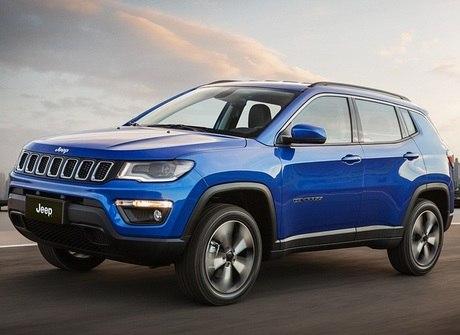 Jeep lança novo Compass<br />nacional por R$ 99.990