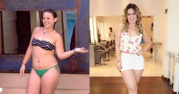 Ex- BBB Cacau aparece mais magra e mostra look menininha ...