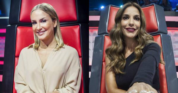 Globo quer Claudia Leitte e Ivete Sangalo juntas no The Voice Brasil
