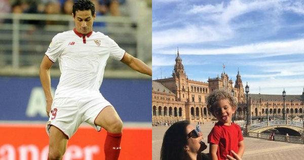 Felizes! Família de Paulo Henrique Ganso curte vida nova na ...