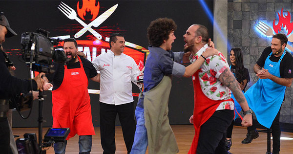 Veja fotos da final do programa Batalha dos Cozinheiros - Fotos ...