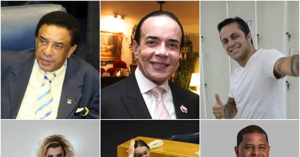 Veja quem são os famosos que buscam vaga de vereador - Fotos ...