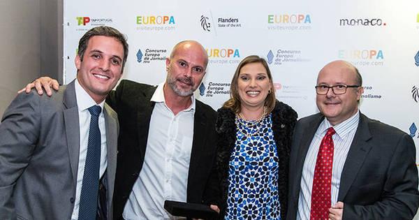 Reportagem da Record vence 27ª Edição do Concurso Europa de ...