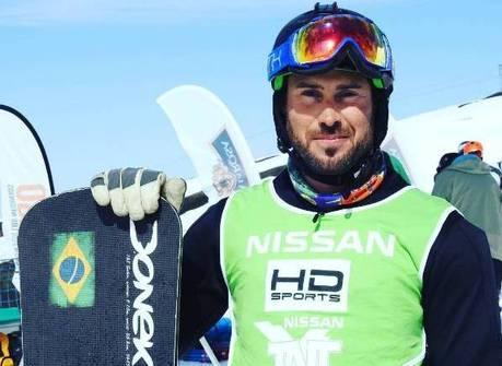 Brasileiro que esteve em Sochi, na Rússia, deseja competir no Japão