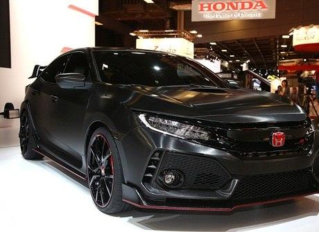 Honda Civic Type R abusa da agressividade. Veja as fotos