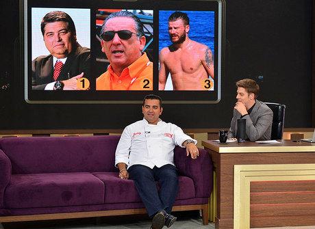 Buddy pensa que Galvão Bueno e Eduardo Cunha são cozinheiros