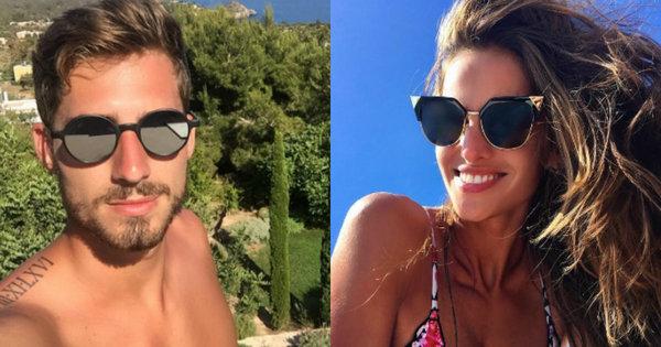Goleiro galã do PSG e top model brasileira formam o casal mais ...