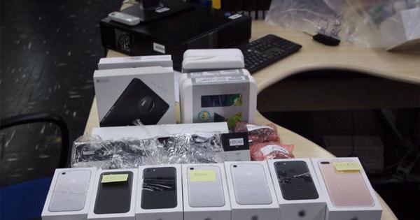 Quatro pessoas são presas fazendo contrabando de celulares entre ...