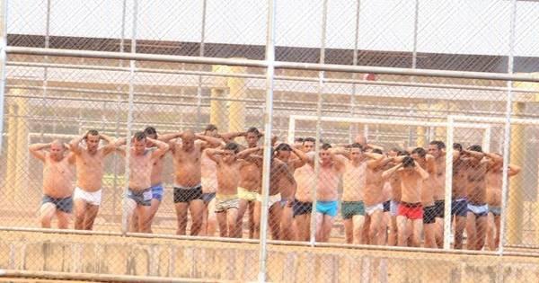 Motim na penitenciária de Jardinópolis começou durante revista nas ...