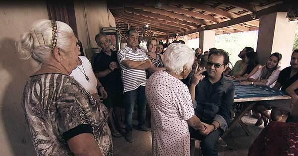 Geraldo Luis conta história de vovó da roça de 83 anos que sonha ...